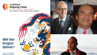 Industry heavyweights dust off their crystal balls for 8th TradeWinds Shipping China