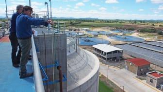 Foto: Energistyrelsen. Biogasanlæg i Mexico.