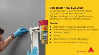 Sika Boom-163 Evolution