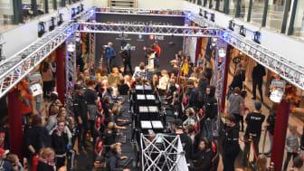 Kungsmässan Köpcentrum arrangerar stort esport-event 25–26 oktober. Bild från förra årets event.