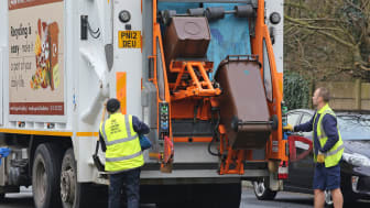 Investment in new greener bin wagons
