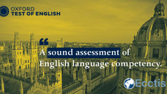 Adaptive nature of Oxford Test of English praised in independent report