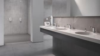 Ökade krav på hygienlösningar: Beröringsfria badrum – senaste trenden inom inredning