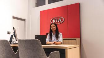 Åpnet ny butikk for Kia i Bodø