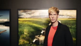 Erik Johansson, fotokonstnär, aktuell med ny utställning på Kalmar Slott