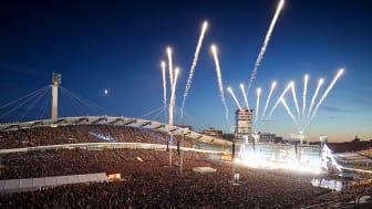 Metallica spelade på Ullevi 2019 inför 64 000 hängivna fans.