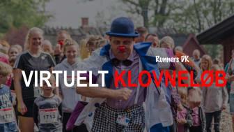 Danmarks første virtuelle Klovneløb