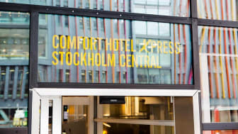 Speedy stay at Comfort Hotel Xpress Stockholm