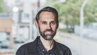 Gunnar Lindstedt ny affärsansvarig för tidiga skeden på Carlstedt arkitekter i Eskilstuna
