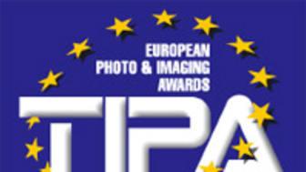Prisregn över Canon, fyra utmärkelser från TIPA