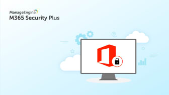 M365 Security Plus är en lösning för att säkra Exchange Online, Azure AD, OneDrive for Business, Microsoft Teams och alla andra Microsoft 365-tjänster.