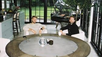 Nicklas Bendtner & Rune Skyum-Nielsen