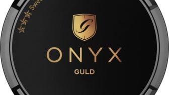 Svart är det nya svarta - ONYX Guld lanseras