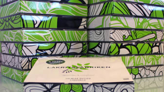 Lakritsfabriken Limited Edition Premium Liquorice Salmiak Dusted