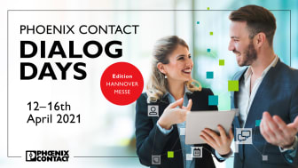 Phoenix Contact Dialog Days- Experience the future