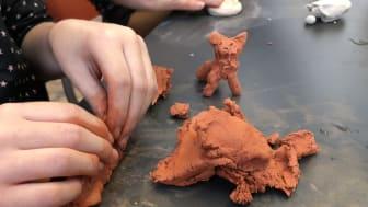 Keramiklördagar på Kulturcentrum