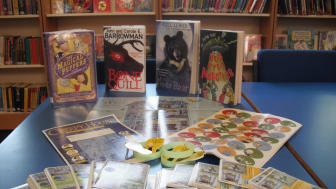 """Children's """"creepy"""" library challenge during holidays"""