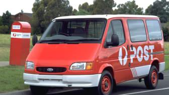 Ford Transit 4. generasjon (1994 - 2000)