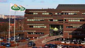 Arla Zentrale im dänischen Viby bei Aarhus