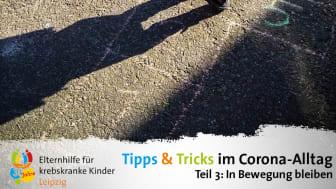 Tipps & Tricks im Corona-Alltag 😷💡👍 | Teil 3: In Bewegung bleiben