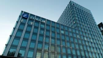 Zurich Insurance in Zurich, Switzerland. Image from zurich.com