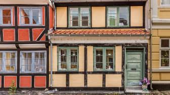 Huse i Ærøskøbing
