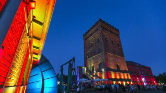 Ein geplanter Spielort: LWL-Industriemuseum Zeche Hannover in Bochum ©Kreklau