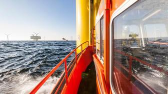 Et vigtigt element i ESVAGT Wind Solutions konceptet er de unikke Safe Transfer Boats, som øger fleksibiliteten og fremmer effektiviteten i hverdagen.