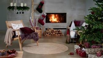 Noua colecție JYSK pentru Crăciun, între tradițional și hibernal