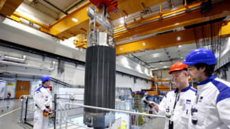 SKB anlitar Inspecta för kvalitets- och tillverkningskontroll av nya transportbehållare