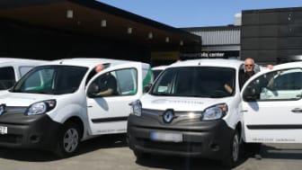 Renault Kangoo Z.E. - servicebilar  Castellum