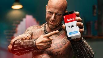 Mit Kwitt können Kunden der Stadtsparkasse München nun auch an Freunde per Smartphone Geld senden, die ein Konto bei Genossenschaftsbanken führen