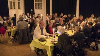 Fællesspisning i Toldkammeret - for alle