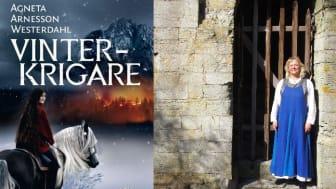 Nu släpps andra delen i  kritikerrosad romanserie  om vikingatiden