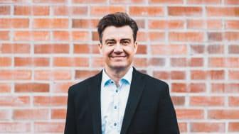 Toimitusjohtaja Sami Haapasalmi Fresh Servant Oy