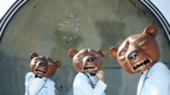 Teddybears på Svenska Idrottsgalan 2016