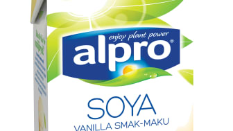 Alpro soyadrikk vanilje 1 l