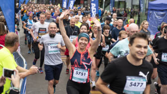 Biggest ever Asda Foundation Bury 10K hailed a success as good causes are handed a cash boost