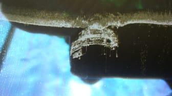 Ny dykbesiktning på Ångfartyget Trollhättan