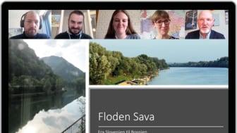 Online-rejserne foregår til i alt 18 destinationer i Europa