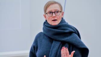 Gunilla Nordlöf, generaldirektör Tillväxtverket.