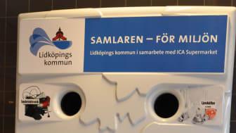 """Nu finns """"Samlaren"""" även på Hemköp i Lidköping"""