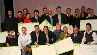 Affärsidéer i tiden – Vinnare i Venture Cup Öst