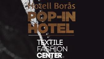 Best Western Hotell Borås öppnar modehotell tillsammans med Textile Fashion Center