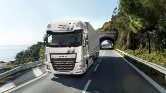 DAF Trucks introducerar en unik version av den prisade XF: Unity Edition.