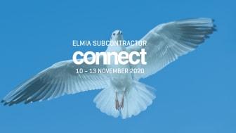 Matchmaking och ett program online erbjöds under Elmia Subcontractor Connect 2020