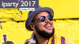 Årets fest - iParty 2017 på Viksängs fritidsgård