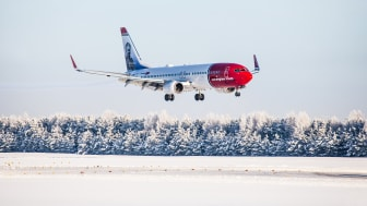 Norwegian reports record high year-end traffic figures: Carried almost 30 million passengers in 2016