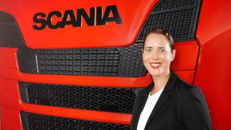 Nina Khanaman, Direktorin Kommunikation und Marketing, Scania Deutschland Österreich