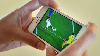 VM-spenning ga mobilrekord